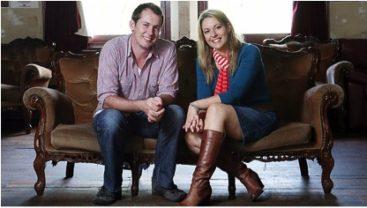 Fiona & Mike Herald Sun